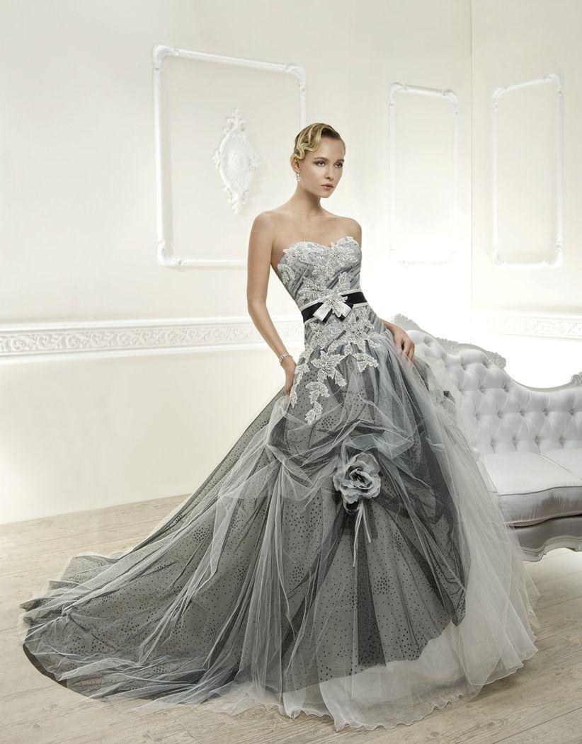 Favoloso 23 abiti da sposa 2013 stile principessa BJ48