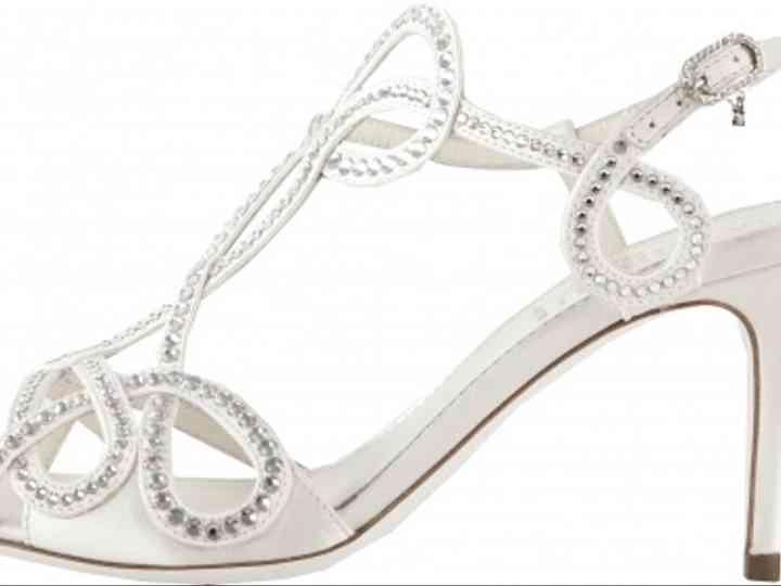 cheap for discount 53849 1d884 Collezione scarpe da sposa Loriblu 2013