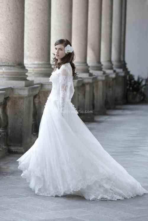 quality design 80b77 ea3c6 Collezione sposa 2014 Alberta Ferretti