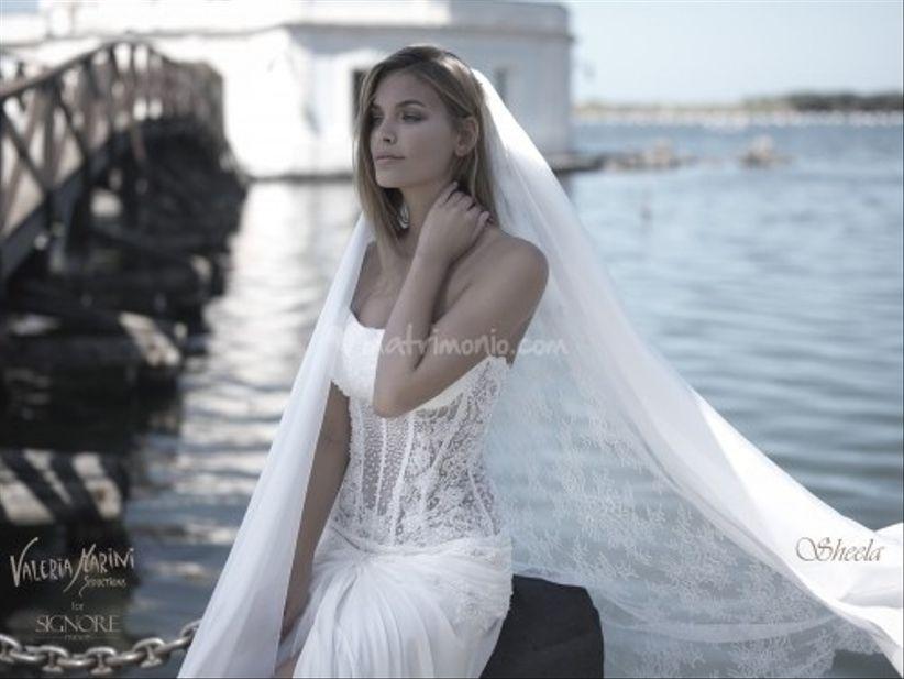 La collezione abiti da sposa di Maison Signore 2015