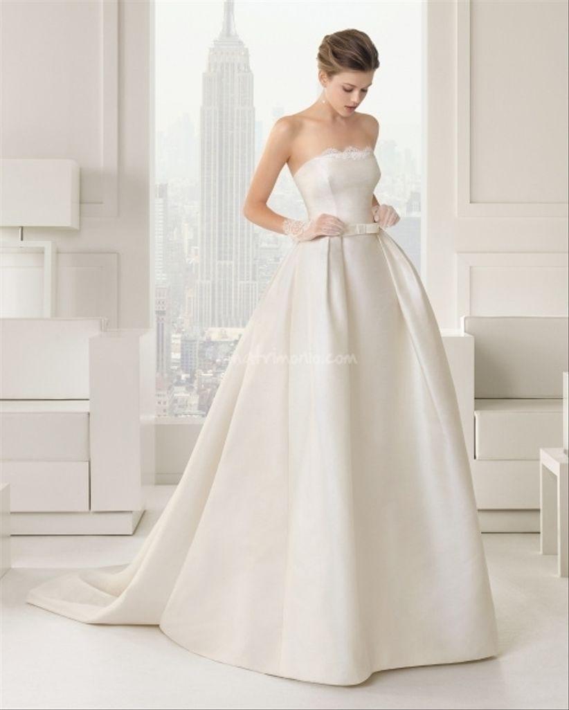 Tessuti per abiti da sposa invernali