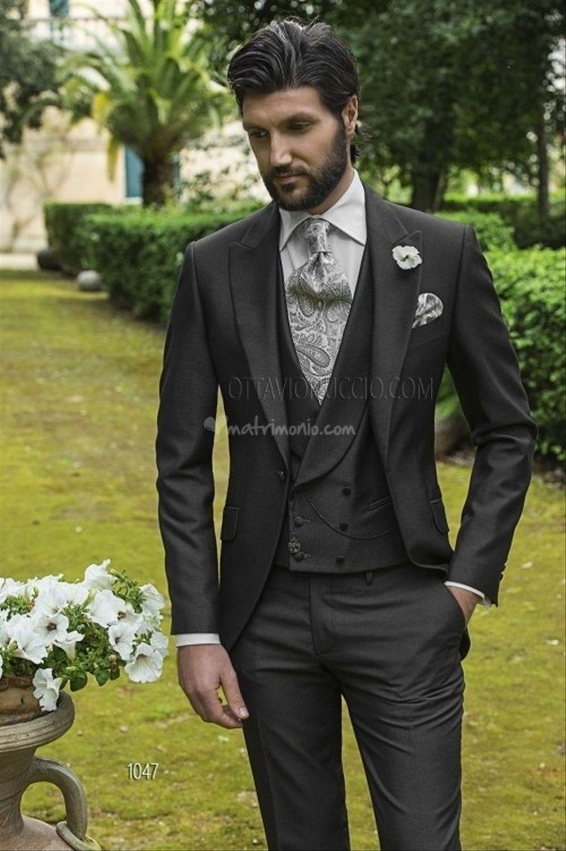 Fashion Matrimonio Uomo : Ottavio nuccio abiti da sposo e cerimonia collezione