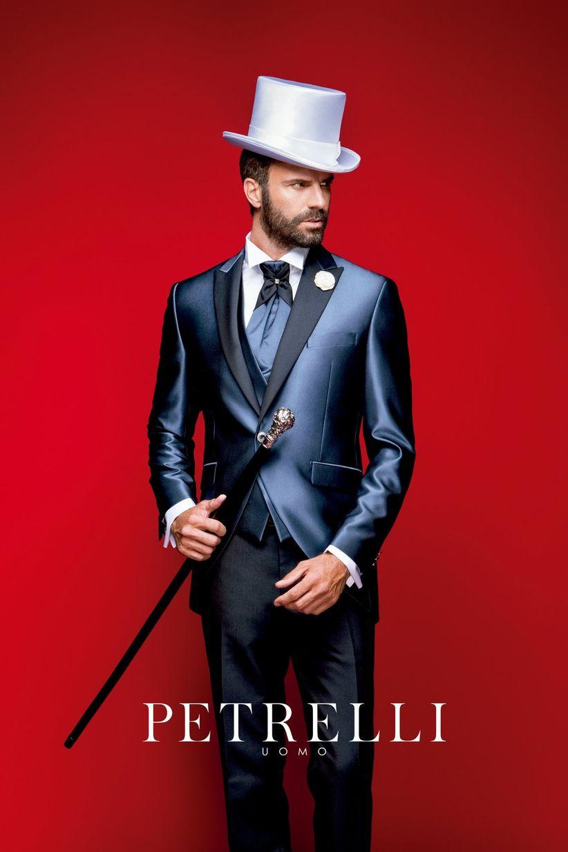 Vestito Matrimonio Uomo Con Cilindro : Osate con questi cappelli per lo sposo originale
