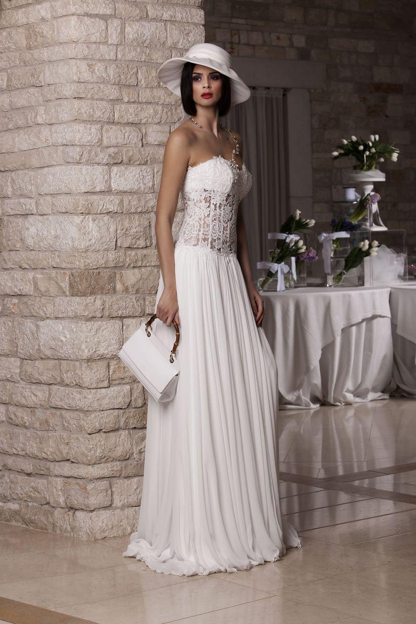 Ben noto 50 vestiti da sposa vintage, quale sarà il vostro? KX92