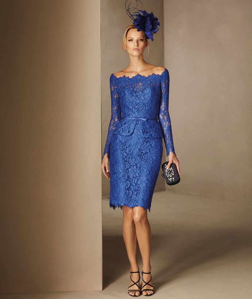 Il Con Questi Abiti Vostro Blu Per Colorate Invitate 31 Di Look zLqpSVGUM