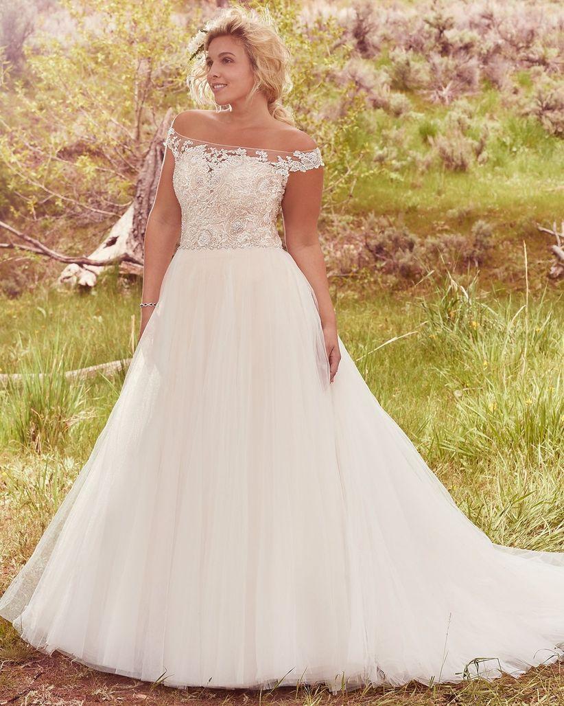 Consigli abiti da sposa taglie forti