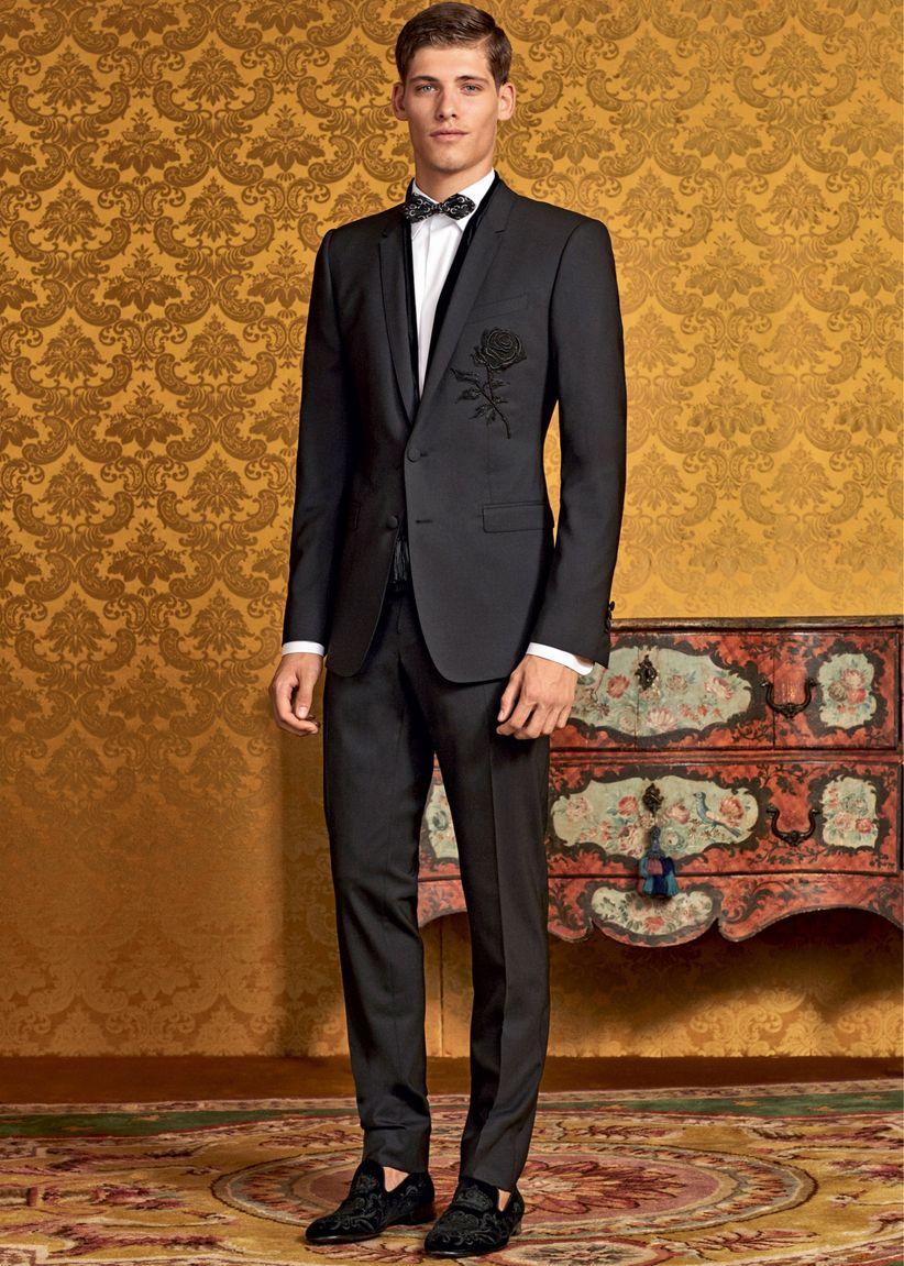 Collezione Dolce   Gabbana sposo 2017  ecco i modelli che non vi ... a3b2dac5f2f