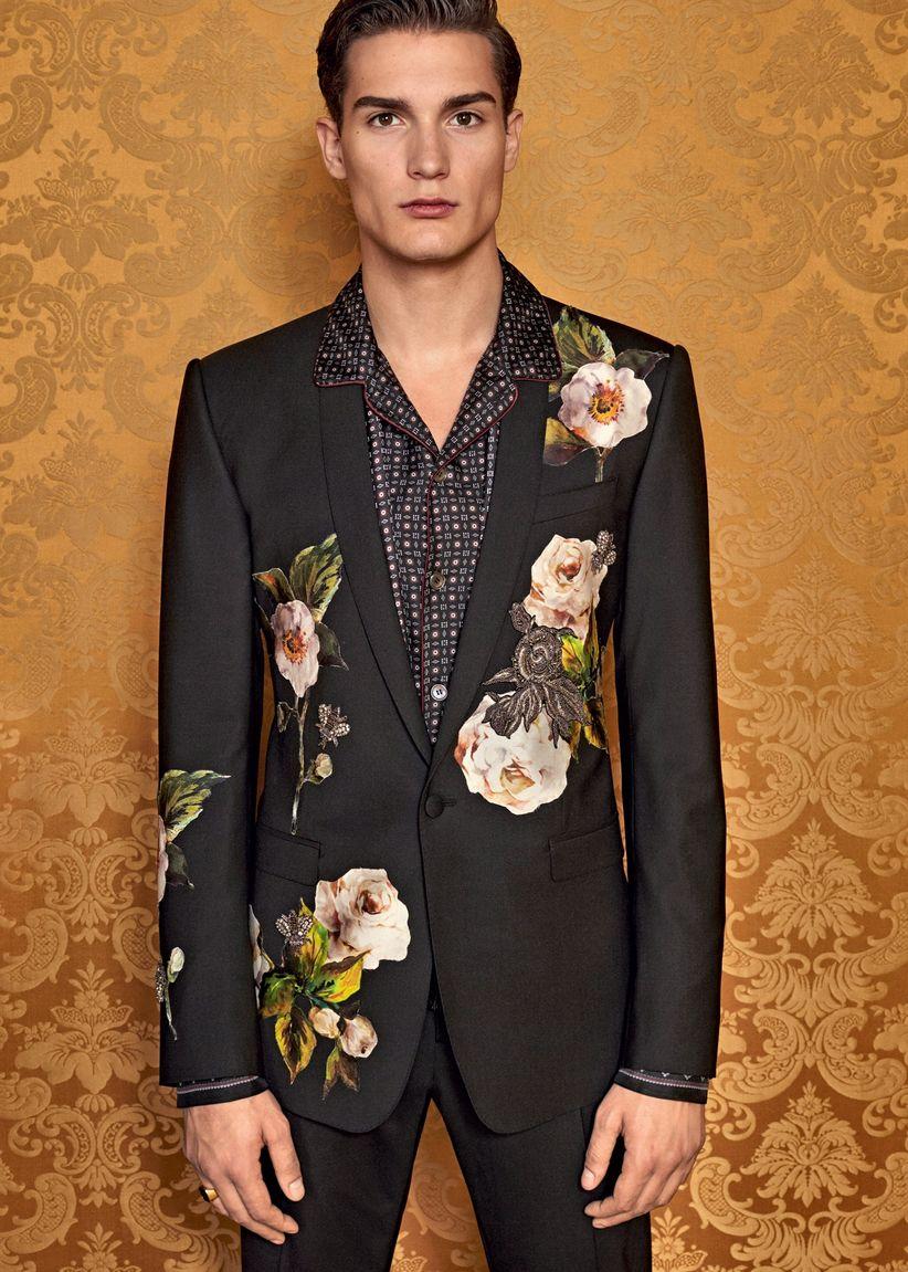 Vestiti Matrimonio Uomo Dolce E Gabbana : Collezione dolce gabbana sposo ecco i modelli che non vi