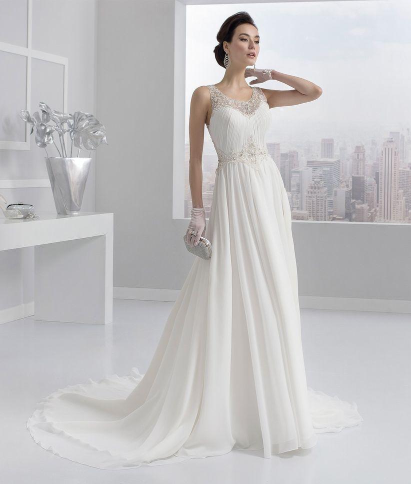 vestiti da sposa semplici abiti da sposa semplici i 50