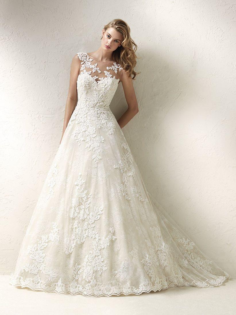 b9f59bfc5477 30 abiti da sposa Pronovias