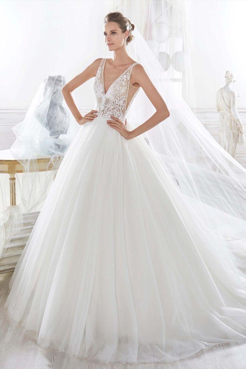 f027f5a6ee3a 30 abiti da sposa per un matrimonio elegante