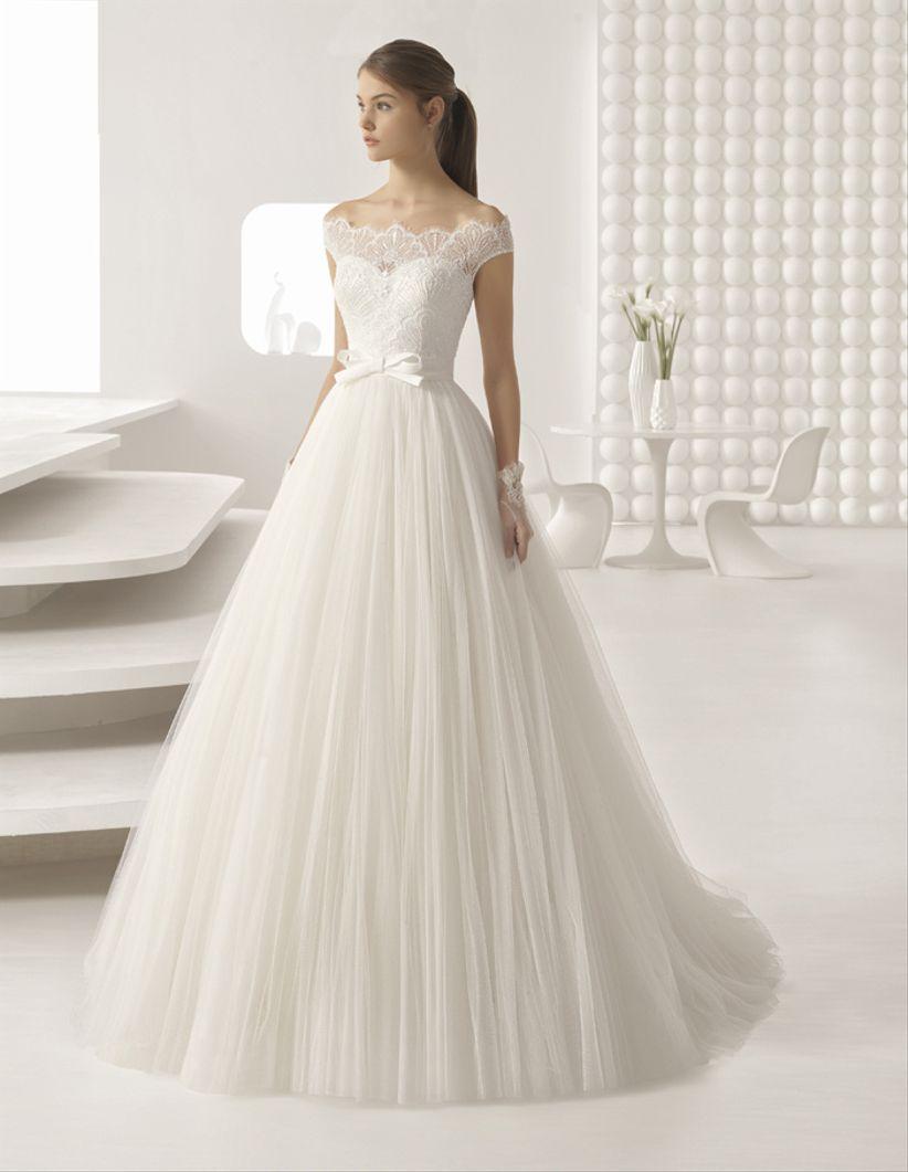 d1ae2fb4f1be 20 abiti da sposa premaman  ecco come giungere all altare con il ...