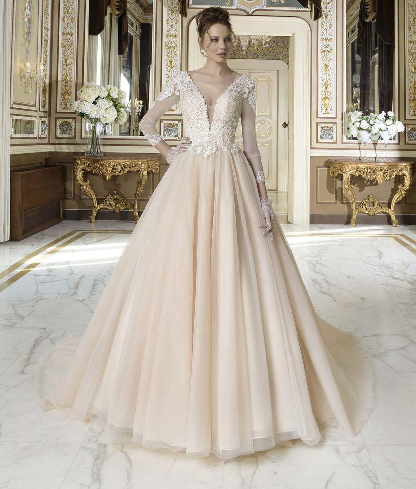 39b8916c6a4d 31 indimenticabili abiti da sposa per il vostro matrimonio romantico