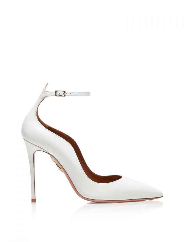 Scarpe Modello Chanel Sposa.Le Ultime Tendenze Di Scarpe Da Sposa 2018 50 Imperdibili Modelli