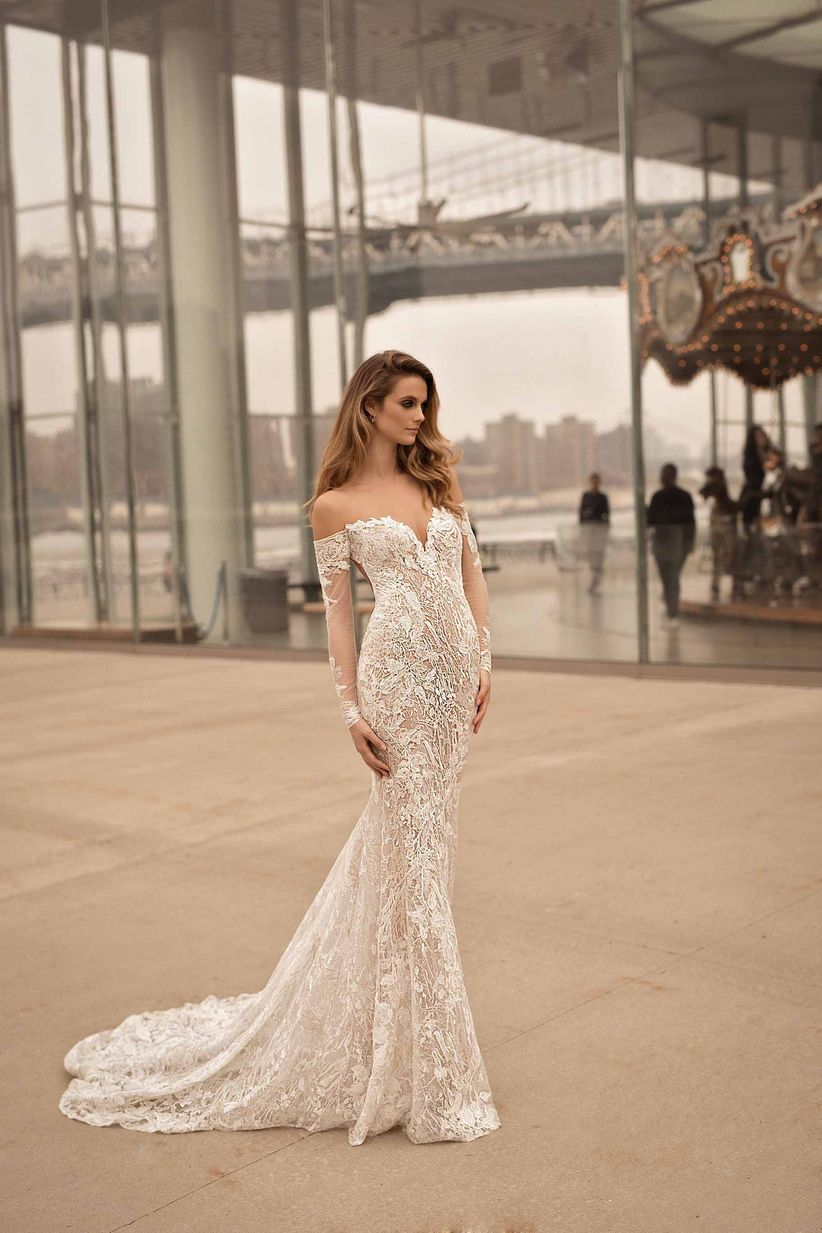 73b775ae12ec Berta Bridal Berta Bridal. Abito da Sposa mezza sirena ...