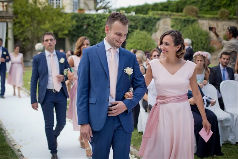Amato I testimoni di nozze nel rito civile IR87
