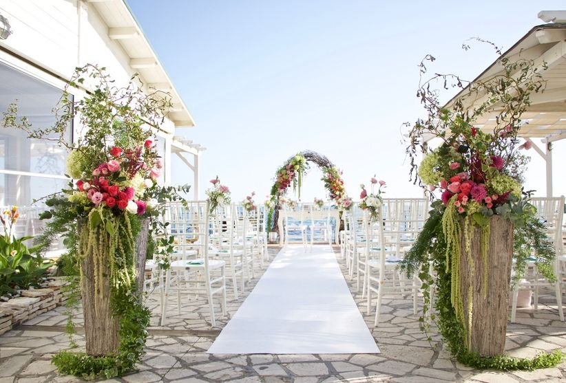 Foto Matrimonio Bohemien : Come organizzare un matrimonio in stile boho chic