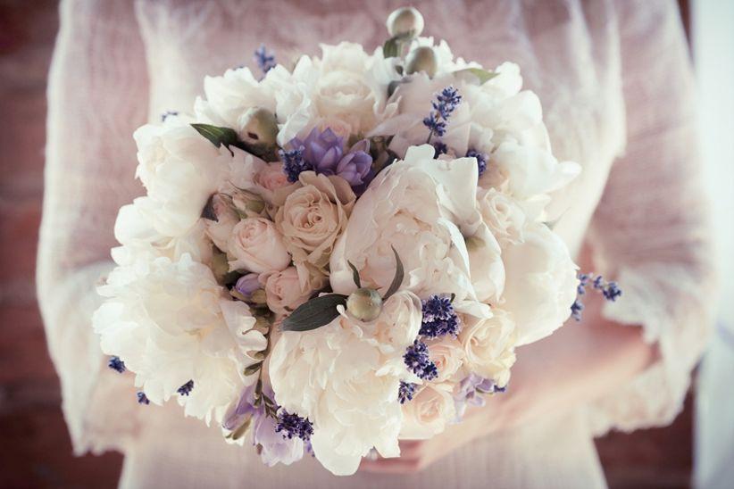 Super 40 idee per decorare il vostro matrimonio con la lavanda VM07