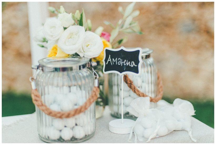 2ef5ca697fe0 30 foto per il buffet di confetti delle vostre nozze