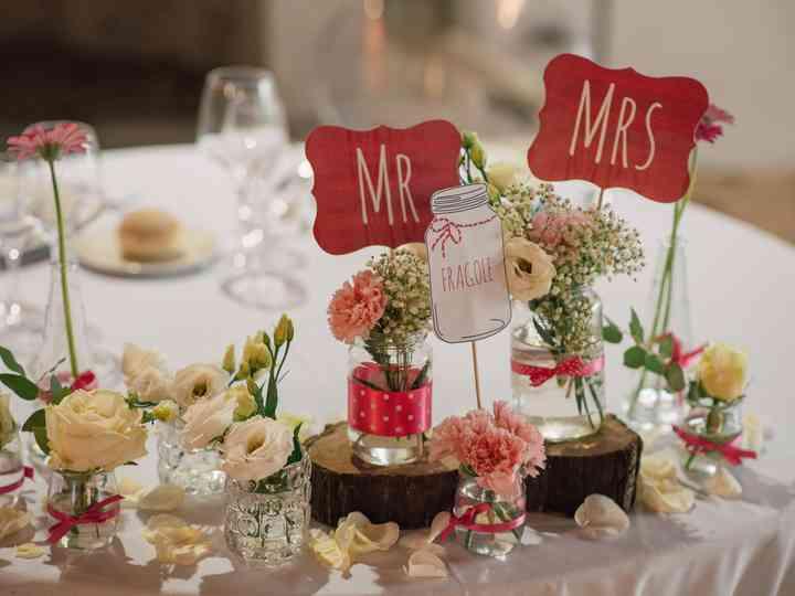 Anniversario Di Matrimonio Originale.99 Idee Originali Per Centrotavola Di Matrimonio A Cui Ispirarsi