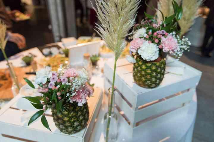 Tralci di Vite | Allestimenti floreali