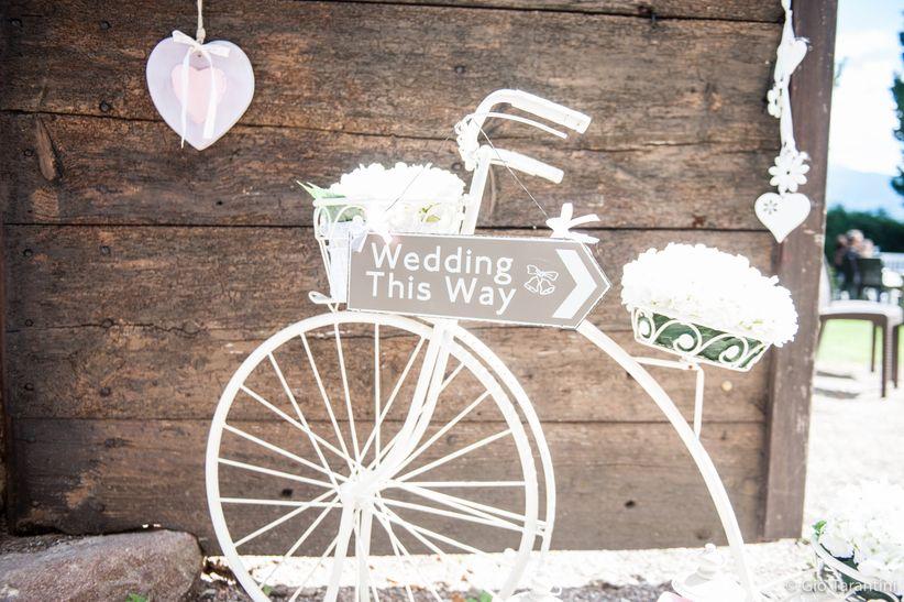 Foto essenziali per decorare il vostro matrimonio a tema shabby