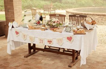 Wedding brunch: un'idea originale e alternativa per le vostre nozze