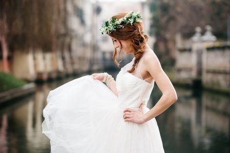 Treccia boho: tutti i segreti di un'acconciatura da sposa senza tempo!