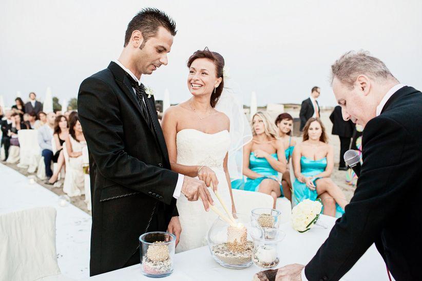 Libretto Messa Matrimonio Rito Romano : Rito della luce nelle nozze civili