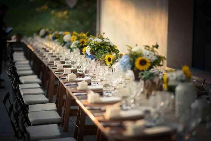 Mariella Santoni Wedding