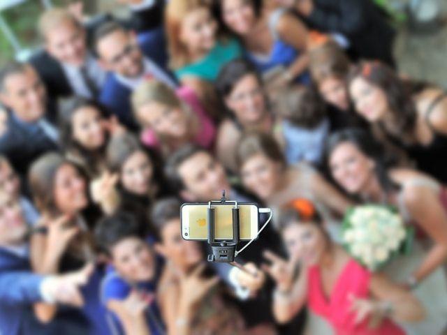 Fatevi un selfie il giorno delle nozze!
