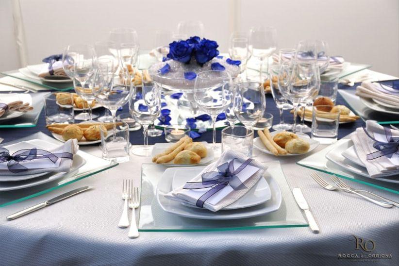 Matrimonio Tema Blu E Bianco : Nel blu dipinto di blu il colore tema delle vostre nozze