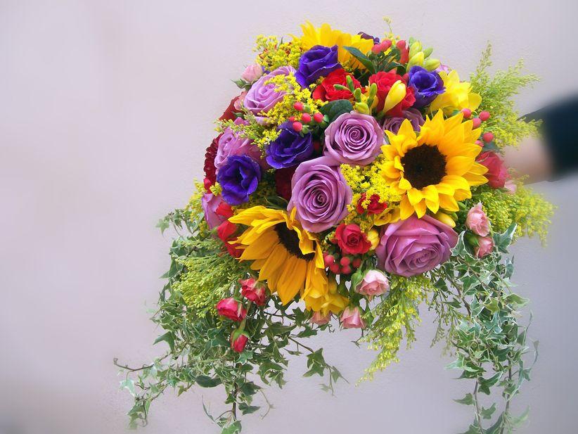 Matrimonio Fiori Girasole : Matrimonio con girasoli idee da non farvi sfuggire