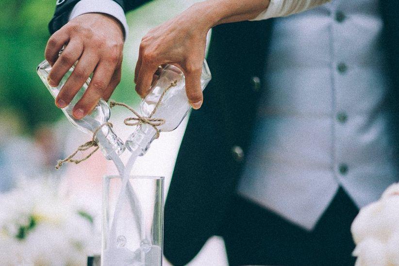 Matrimonio Simbolico Rito Della Sabbia : La suggestione e il romanticismo della cerimonia sabbia