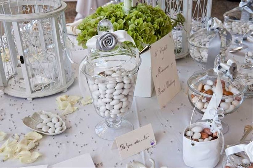 Favorito Buffet di confetti per il matrimonio YB48