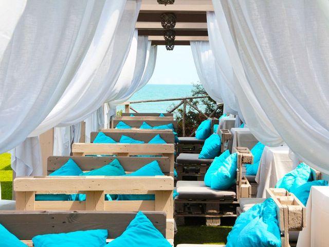 Come allestire un'area Lounge al vostro ricevimento in 7 passaggi