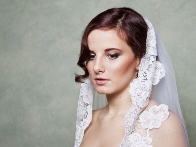 6 acconciature di tendenza per la sposa 2015