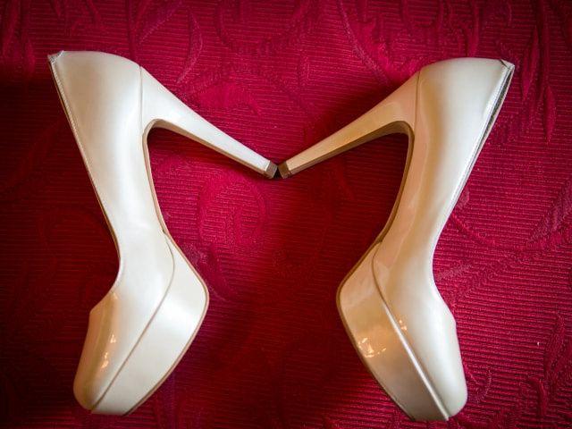 Scarpe sposa 2014