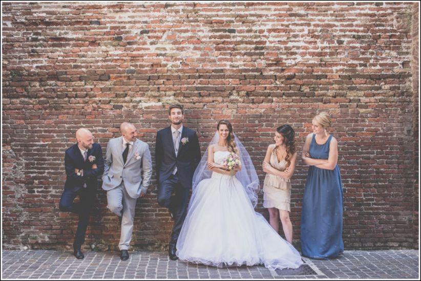 Idee di testo per la richiesta ai testimoni di nozze for Idee originali per testimoni di nozze