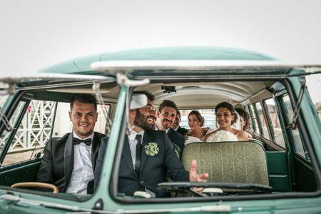 I testimoni di nozze nel rito civile
