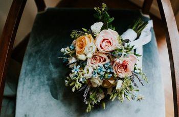 Decorazioni per nozze destate: tra sogno e magia risplende la