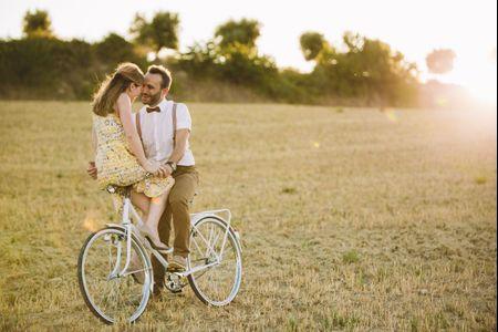 8 ragioni per cui scegliere un'ambientazione rustica per il prematrimoniale