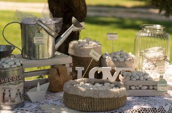 Il tavolo della confettata: 4 consigli pratici per una riuscita impeccabile!