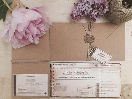 Partecipazioni di nozze originali: 8 idee che sorprenderanno tutti!
