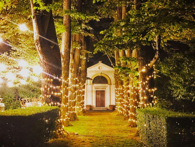 E luce fu le migliori idee per illuminare il giardino del