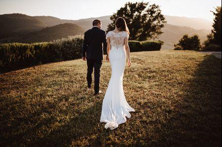 SOS abito da sposa con strascico: 6 consigli per gestirlo al meglio