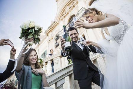 Consigli per il brindisi di nozze