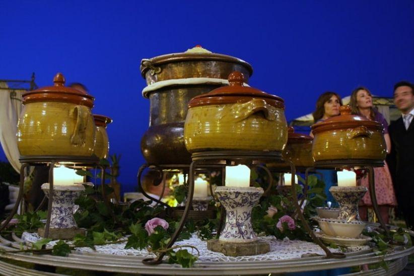Il men di nozze con prodotti locali l 39 importanza della for Casa tradizionale siciliana