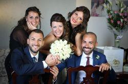 I testimoni di nozze