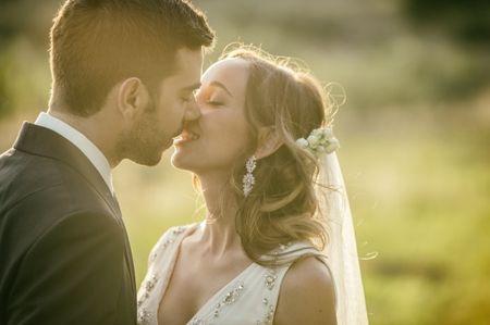 101 baci degli sposi immortalati dai fotografi